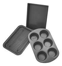 Toaster Oven Muffins Chicago Metallic Cupcake Muffin Pans Ebay