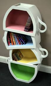 50 best bookshelf ideas and decor for 2017 45 time for a tea party