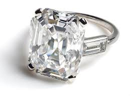 cartier rings jewelry images Engagement ring iconic jewelry from cartier pictures cbs news jpg
