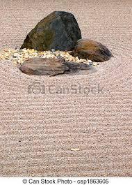 karesansui japanese dry rock garden intended to evoke stock