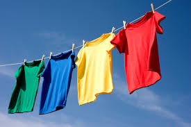 hang picture let it all hang out air dry your laundry take action burlington