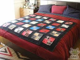 Patchwork Comforter Patchwork Blanket Renovated By Domiknitrix