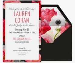 free online bridal shower invitations evite com