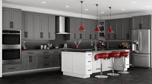 Best Deal On Kitchen Cabinets Grey Kitchen Cabinets For Sale Tags Gray And White Colour Best 25