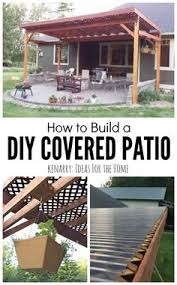 How To Build A Backyard Patio by Stretch Your Deck Or Patio Dining Space By Adding These Built In