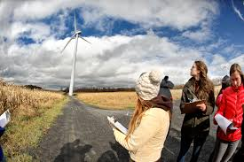 harvesting wind news hamilton college