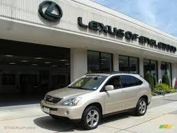 2006 lexus rx400h factory warranty 2006 savannah metallic lexus rx 400h awd hybrid 11982973