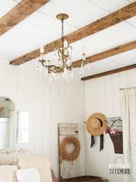 Chandelier That Turns Your Room Into A Forest Prodigal Pieces Farmhouse Bedroom Makeover Farmhouse Decorating