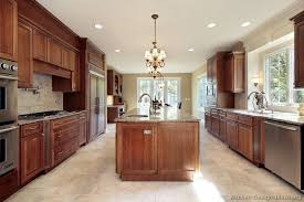 endearing 80 traditional kitchens with cherry cabinets