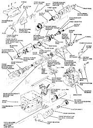 repair guides manual transmission 5 speed borg warner t5r