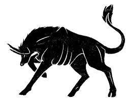 zodiac taurus bull tattoo design for men tattooshunt clip art