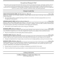 sle chef resume 100 hotel resume sle resume template hotel manager