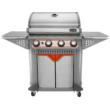 Brinkmann Smoke N Grill Professional Smoker by Char Griller Grills Outdoor Cooking The Home Depot