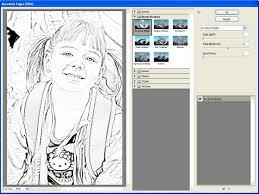 photoshop coloured pencil sketch projectwoman com
