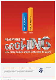 audit bureau of circulation print has grown at 4 87 cagr audit bureau of circulation