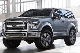 Fords New Bronco 2015 Ford Bronco Concept 2016 Ford Bronco Front 2016 Ford Svt
