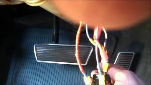 wired ignition switches youtube