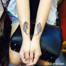 mind blowing and wings on wrist goluputtar com