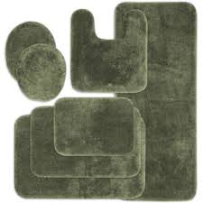 Washable Bathroom Carpet Cut To Fit Home Ultima Bath Rug Collection