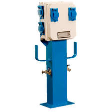 Marine Power Pedestals Water Supply Pedestal All Boating And Marine Industry