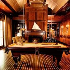 House Design Games English Billiard Room In The House