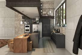 les cuisines à vivre à chacun interprétation du concept cuisine à vivre