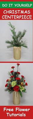 how to make a christmas floral table centerpiece 61 best fresh christmas wreaths greenery and table centerpieces