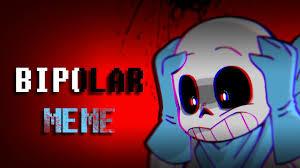 Bipolar Meme - bipolar meme yandere blueberry happy halloween youtube