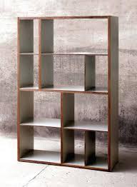Cube Bookshelves Asymmetrical Bookcase Medium Size Of Cube Walnut Bookcase Walnut