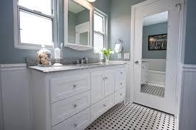 bathroom white tile ideas traditional black and white tile bathroom remodel traditional