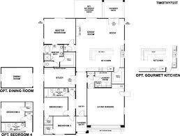 Richmond American Floor Plans Richmond American Homes Travis Park Ii Timothy 1118043 Goodyear