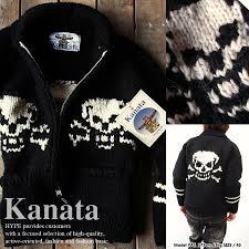 skull sweater hype rakuten global market kanata kanata cowichan knitted