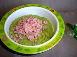 cuisiner pour bebe recette purée courgette salsifis jambon pour bébé cuisinez purée