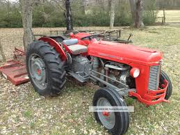 til porsche once made a gasoline powered tractor specifically for