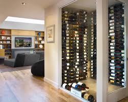wine display houzz