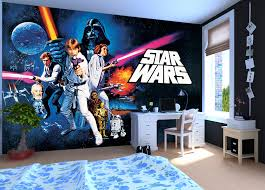 Design Your Own Home Wallpaper 45 Best Star Wars Room Ideas For 2016 Star Wars Poster Wall
