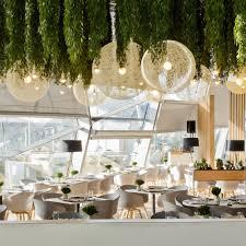 Bmw Welt Restaurant Esszimmer Bavarie Brasserie Bmw Welt München München Creme Guides