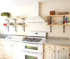 kitchenshelves com wall mounted kitchen shelves freda stair