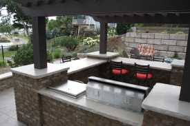 best outdoor kitchen appliances 25 ideas of outdoor kitchen appliances outdoor kitchen designs