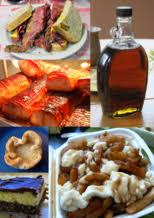 cuisines signature poutine