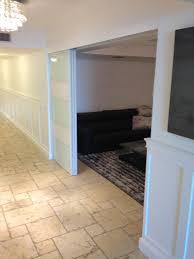 room sliding door separate rooms decor color ideas unique in
