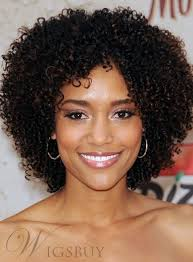 hairstyles short afro hair new fashion afro bob hairstyle short kinky curly lace wig 100 human