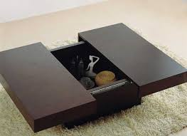 Motion Coffee Table - hokku designs nile motion coffee table with storage decor ideas
