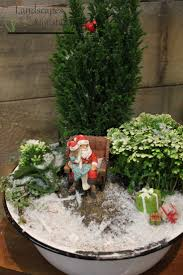 98 best halloween and christmas fairy gardens images on pinterest