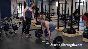 Starting Strength Bench Press Squeezing The Bar Off The Floor On The Platform Youtube