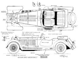 mercedes 36 220 s 1928 smcars net car blueprints forum