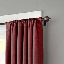 Copper Curtain Rods Kenney Copper Curtain Rods Sets Curtain Rods Hardware