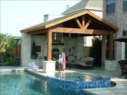 Lattice Patio Cover Design by Outdoor Wonderful Front Porch Roof Framing Attached Patio Cover