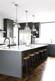 modern black kitchen cabinets ideas with white counter top 4754 best 25 black kitchens ideas only on pinterest dark inside