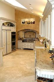 Travertine Kitchen Floor by Best 25 Stone Tile Flooring Ideas Only On Pinterest Tile Floor